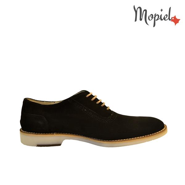 pantofi barbatesti - DSC 4134 - Pantofi barbatesti din piele 14502/sp/negru/Apolo