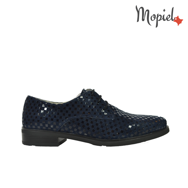 pantofi dama - DSC 4592 - Pantofi dama din piele naturala 24702-1/Negru/Rona