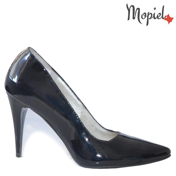 - Pantofi dama din piele naturala 24705 Negru Crina - Inspiratia ta pentru un eveniment reusit!
