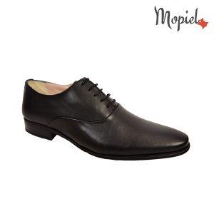 acasa Acasa Pantofi dama din piele naturala cu siret interior din piele naturala Mopiel