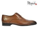 pantofi - Pantofi barbatesti Mopiel - Pantofi barbatesti din piele naturala 101/negru