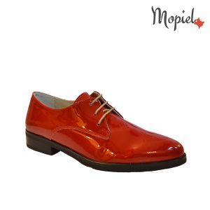 acasa Acasa Pantofi dama din piele naturala cu siret Mopiel