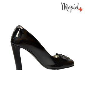 acasa Acasa Pantofi dama din piele negru Mopiel