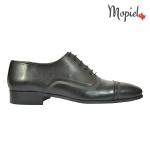 pantofi - pantofi barbati Mopiel - Pantofi barbatesti din piele naturala 101/negru