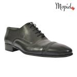 Pantofi barbatesti din piele naturala 101/negru incaltaminte-mopiel.ro pantofi barbatesti