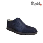 Pantofi barbatesti din piele naturala 13701/sp/bleumarin/Borgo incaltaminte-mopiel.ro pantofi barbatesti