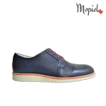 pantofi Pantofi barbatesti din piele naturala 13701/sp/bleumarin/Borgo Pantofi barbatesti din piele naturala interior din piele naturala Mopiel