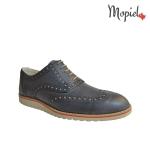 Pantofi barbatesti din piele naturalla cu siret, Mopiel.ro