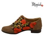 Pantofi dama din piele naturala, interior din piele, Mopiel.ro