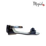 sandale Sandale dama din piele naturala 25207/negru/Malaga Sandale dama din piele naturala cu catarama interior din piele naturala Mopiel