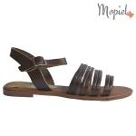 sandale Sandale dama din piele naturala Geo/25024/rosu 1 16 150x150