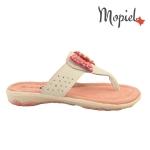 Papuci copii din piele naturala HS 2018/WHITE 1 3 150x150
