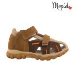Sandale copii din piele naturala F326 A/WHITE 2 7 150x150
