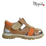 SANDALE Sandale copii din piele naturala H121D/BLACK DSC 6337 150x150