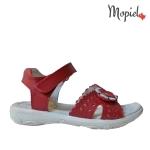 SANDALE Sandale copii din piele naturala H121D/BLACK DSC 6343 150x150