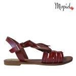 sandale Sandale dama din piele naturala Geo/25018/rosu DSC 6383 150x150