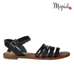 sandale Sandale dama din piele naturala Geo/25016/negru DSC 6389 150x150