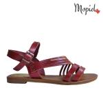 sandale Sandale dama din piele naturala Geo/25018/rosu DSC 6392 150x150