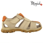 Sandale copii din piele naturala F326 A/WHITE HS 1690 PINK 5 150x150