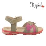 Sandale copii din piele naturala S 1111-2/orange HS003 GRI ROZ 1 150x150