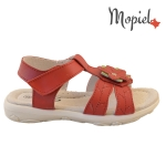 Sandale copii din piele naturala S 1111-2/orange hs1003 1 150x150