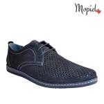 pantofi barbatesti din piele naturala cu siret, Mopiel.ro