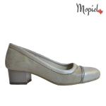 sandale Sandale dama din piele naturala Nela/25637/alb pantofi dama din piele naturala pantofi barbati sandale dama Mopiel