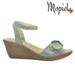 pantofi Pantofi dama din piele naturala 24430/lac/blue/Crina pantofi dama sandale dama pantofi barbatesti din piele naturala Mopiel