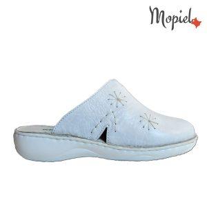 papuci medicinali dama din piele naturala, Mopiel.ro