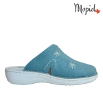 papuci Papuci medicinali din piele naturala 298/bej papuci medicinali din piele naturala Mopiel