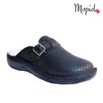 papuci medicinali din piele naturala cu cataram, Mopie.ro