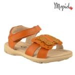 sandale-copii-din-piele-naturala-cu-scai,-Mopiel.ro