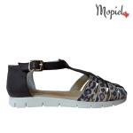 sandale Sandale dama din piele naturala Nidia/25610/bej sandale dama din piele naturala cu catarama interiorul este captusit cu piele naturala Mopiel
