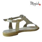 sandale dama din piele naturala incaltaminte romaneasca din piele naturala, Mopiel.ro