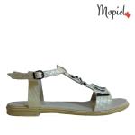 pantofi Pantofi dama din piele naturala 24430/lac/blue/Crina sandale dama pantofi dama pantofi barbati Mopiel