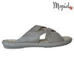 Papuci din piele naturala Sebi/16600/maro 16600 maro 1 150x150