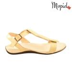 sandale Sandale dama din piele naturala 25522/ALB/Livia 184 150x150