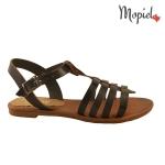 sandale Sandale dama din piele naturala Geo/25012/negru 25012 negru 1 150x150