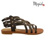 sandale Sandale dama din piele naturala Geo/25012/negru 25053 negru 1 150x150