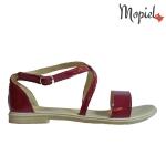 Sandale din piele naturala Nadia/25633/rosu 4 150x150