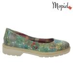 Sandale dama din piele naturala 25636/maro Balerini dama Mopiel