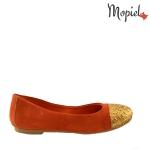 Sandale dama din piele naturala Geo/25024/verde Balerini din piele naturala Mopiel 2 2 150x150