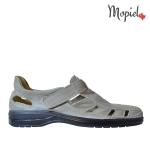 sandale Sandale barbatesti din piele naturala Dan/13600/gri DSC 6584 150x150
