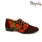 Pantofi din piele naturala 23413/negru Pantofi dama Mopiel