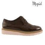 Pantofi dama 23520/lac sint maro Pantofi din piele naturala maro 150x150
