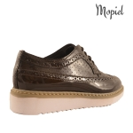 Pantofi din piele naturala mopiel.ro