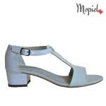 sandale Sandale dama din piele naturala 25522/ALB/Livia SANDALE DAMA DIN PIELE NATURALA CU TOC moPIEL 1 150x150