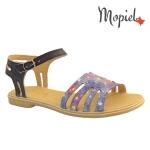 Sandale dama din piele naturala Mopiel