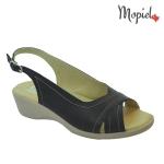 Sandale din piele naturala Mopiel cu catarama