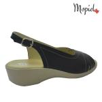 Sandale din piele naturala cu platforma Mopiel.ro